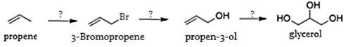 organic-chemistry-questions-answers-preparation-glycerol-q10