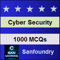Cyber Security Questions and Answers - Sanfoundry