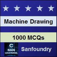 Machine Drawing Interview Questions and Answers