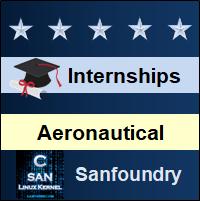 Bangalore Internships - Aeronautical Engineering