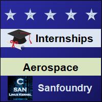 Bangalore Internships - Aerospace Engineering