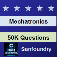 Mechatronics Engineering Questions and Answers - Sanfoundry