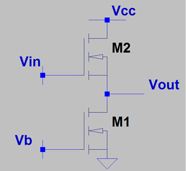 analog-circuits-questions-answers-mosfet-amplifier-cd-configuration-1-q1