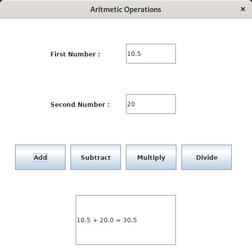 java-program-arithmetic-operations-add