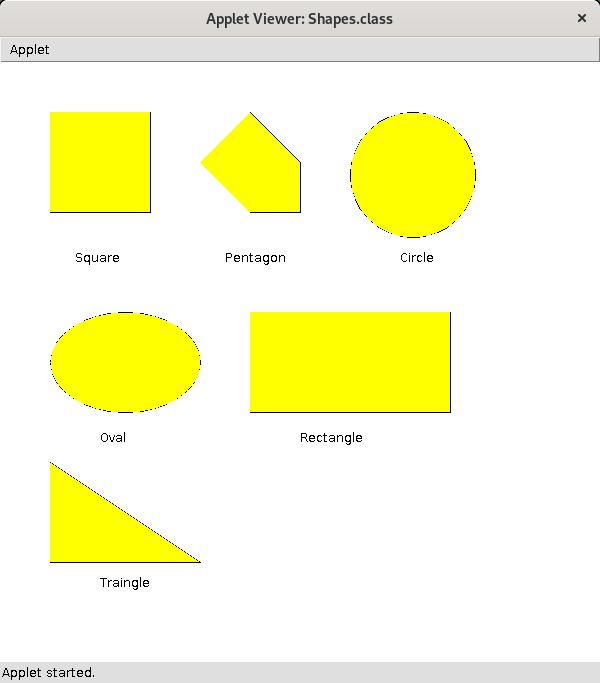java-applet-draw-fill-shapes