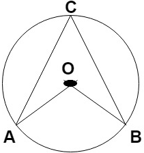 maths-questions-answers-angle-subtended-arc-circle-q1