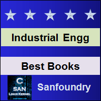 Best Reference Books in Industrial Engineering