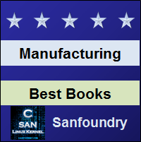 Best Reference Books in Manufacturing Science and Engineering
