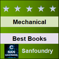 Mechanical Engineering Best Reference Books