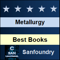 Best Reference Books in Metallurgical Engineering