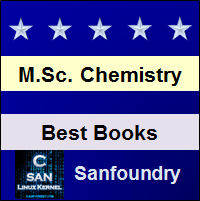 Best Reference Books in M.Sc. - Chemistry