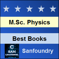 Best Reference Books in M.Sc. - Physics