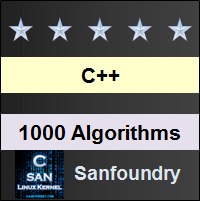 C++ Programming Examples