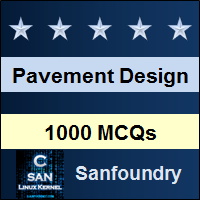 Pavement Design Interview Questions and Answers