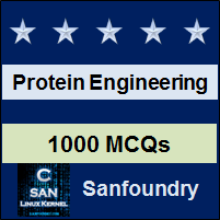 Protein Engineering Interview Questions and Answers