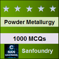 Powder Metallurgy Interview Questions and Answers