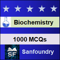 Biochemistry MCQ - Multiple Choice Questions and Answers