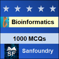 Bioinformatics MCQ - Multiple Choice Questions and Answers