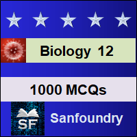 Biology Class 12 MCQ - Multiple Choice Questions and Answers