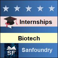 Biotechnology Internship