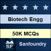 Biotechnology MCQs - Multiple Choice Questions