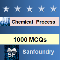 Chemical Process Calculations MCQ - Multiple Choice Questions and Answers