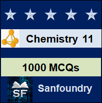 Chemistry Class 11 MCQ - Multiple Choice Questions and Answers