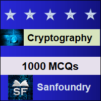 Cryptography and Network Security MCQ - Multiple Choice Questions and Answers