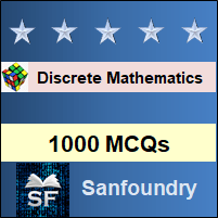 Discrete Mathematics MCQ - Multiple Choice Questions and Answers