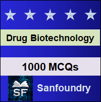 Drug and Pharmaceutical Biotechnology MCQ - Multiple Choice Questions and Answers