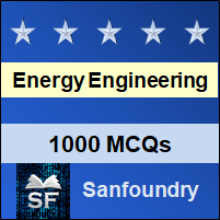 Energy Engineering MCQ - Multiple Choice Questions and Answers