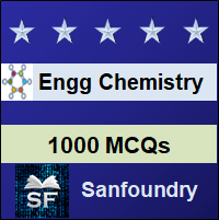 Engineering Chemistry MCQ - Multiple Choice Questions and Answers