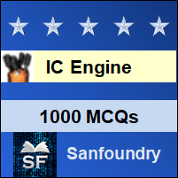 IC Engine MCQ - Multiple Choice Questions and Answers