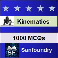 Machine Kinematics MCQ - Multiple Choice Questions and Answers