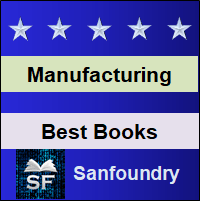 Manufacturing Science and Engineering Books