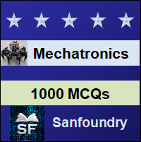 Mechatronics MCQ - Multiple Choice Questions and Answers