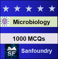 Microbiology MCQ - Multiple Choice Questions and Answers