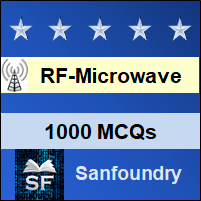 Microwave Engineering MCQ - Multiple Choice Questions and Answers