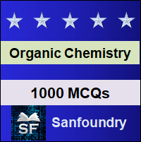 Organic Chemistry MCQ - Multiple Choice Questions and Answers