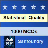 Statistical Quality Control MCQ - Multiple Choice Questions and Answers