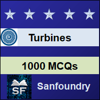 Steam and Gas Turbines MCQ - Multiple Choice Questions and Answers