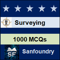 Surveying MCQ - Multiple Choice Questions and Answers