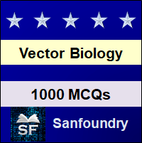 Vector Biology & Gene Manipulation MCQ - Multiple Choice Questions and Answers